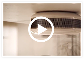 Fibaro Smoke Sensor movie